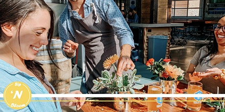 SIP 'N BLOOM at Graze Provisions + Libations tickets