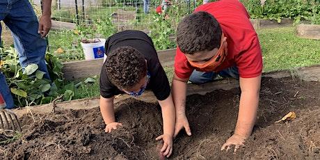 Haynesfield Elementary Learning Landscapes Garden Work Day tickets