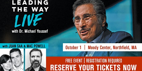 Leading The Way LIVE with Dr. Michael Youssef tickets