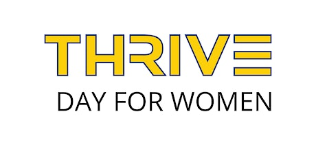 THRIVE DAY FOR WOMEN tickets