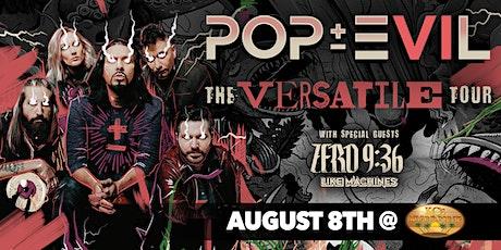 Pop Evil: Versatile Tour LIVE at Marina Pointe! tickets