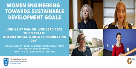 Women  in Engineering Gathering  - Solutions to SDGs tickets