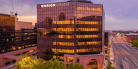 Ensign College Hybrid Career Fair - September 30th tickets