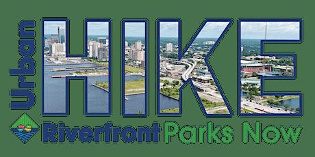 Riverfront Hike - Tour Metropolitan Park tickets