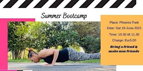 Outdoor Ladies Summer Boot Camp- Phoenix Park tickets