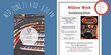 Organ Stop Pizza Restaurant Night tickets