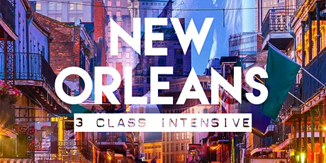 New Orleans | Private Masterclass tickets