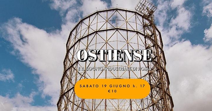 Immagine Ostiense e il sogno industriale di Roma