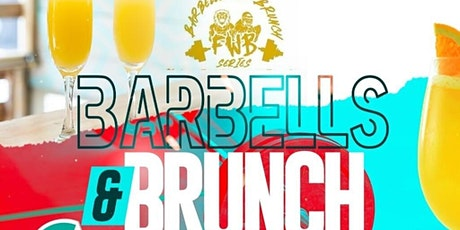 Barbells and Brunch tickets