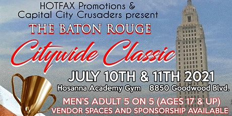 Baton Rouge Citywide Classic Basketball Tournament tickets