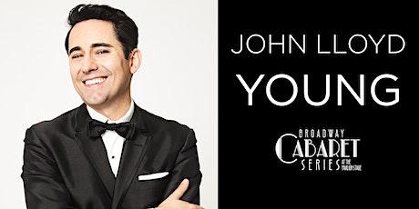 "John Lloyd Young in ""Broadway's Jersey Boy"" tickets"