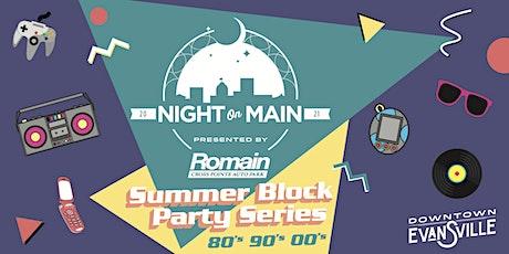 Night on Main - September 18 tickets