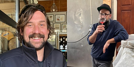 Happy Hour Winemaker Cruise with Andrew Bandy Smith & Tom Monroe! tickets