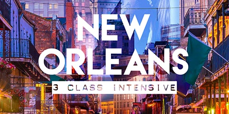 New Orleans | All levels Class tickets