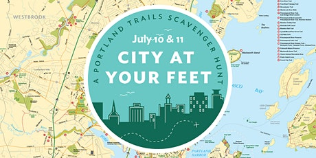 City at Your Feet Scavenger Hunt tickets