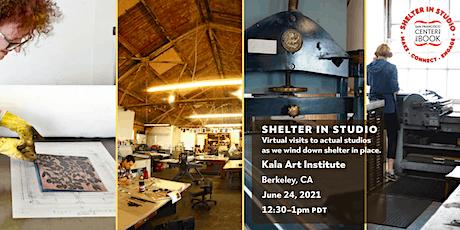 SFCB Shelter in Studio tour :: Kala Art Institute tickets