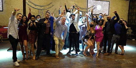 Meet & Dance Monday! Salsa Bachata for Absolute Beginners in Houston 08/09 tickets