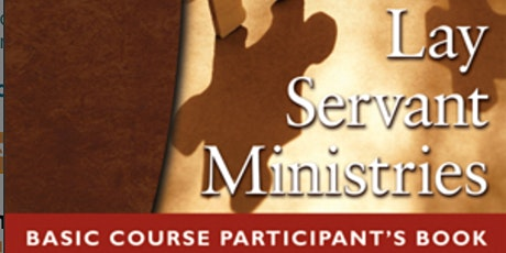 Basic Course Lay Servant Ministries HR District tickets