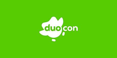 Duocon 2021 boletos