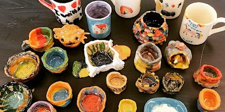 Pottery Painting: Summer Holiday Workshop tickets