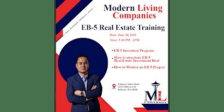 ML Companies EB-5 Pre-Meeting REAP Event tickets