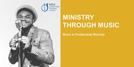 NTCG -Ministering Through Music entradas