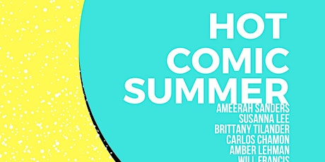 LIVE AT THE BLACK BOX: Hot Comic Summer tickets