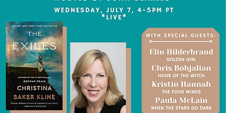 Christina Baker Kline and Special Guests! tickets
