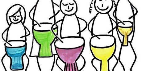 DJEMBE drum circle tickets