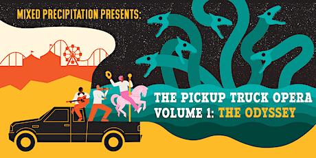 Pickup Truck Opera at JD Rivers' Chilren's Garden tickets