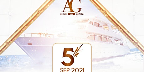 Aggie Gentz All White Yacht Cruise Weekend Experience tickets