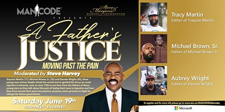 MANCODE + Steve & Marjorie Harvey Foundation Presents : A Father's Justice tickets