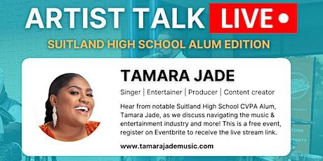 Artist Talk LIVE: Suitland High School Alum Edition tickets