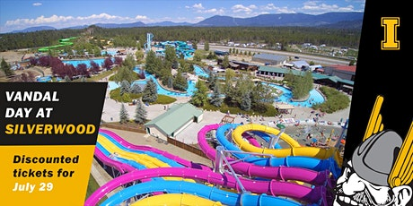 Vandal Day at Silverwood Theme Park 2021 tickets