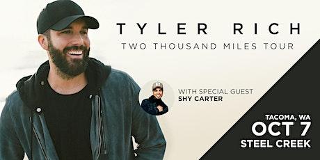 Tyler Rich tickets