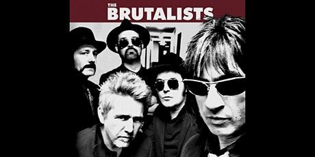 In Fuzz we Trust Presents The Brutalists at the Redwood Bar August 28th tickets