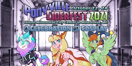 Ponyville Ciderfest 2021 tickets