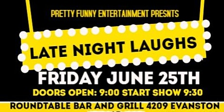 Late Night Laughs tickets