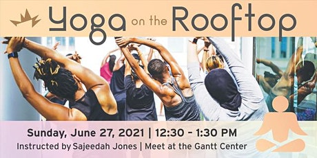 Yoga on the Rooftop tickets
