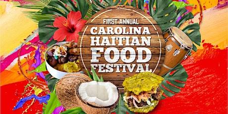 The Carolina Haitian Food Festival tickets