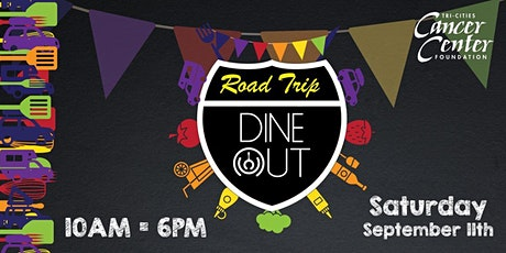 Dine OUT! Road Trip 2021 tickets