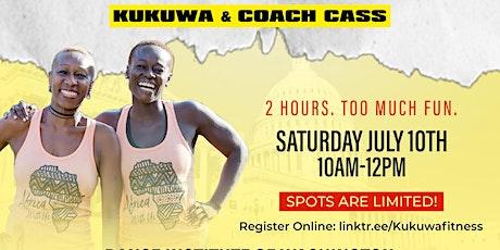 Kukuwa African Dance Workshop with Kukuwa & Coach Cass tickets