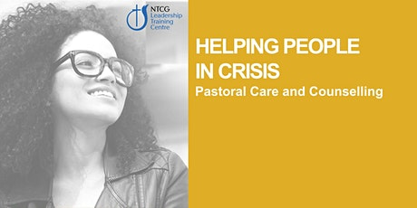 Helping people in Crisis tickets