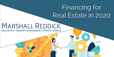 Financing for Real Estate in 2021 tickets