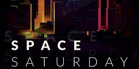 Space Saturdays 6/19 tickets