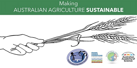 Making Australian agriculture sustainable tickets