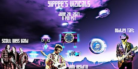 "Yippee Ki-Ay Blues presents ""Yippee's Vizicals"" tickets"