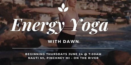 Energy Yoga -activate your energy with movement, meditation and breath tickets