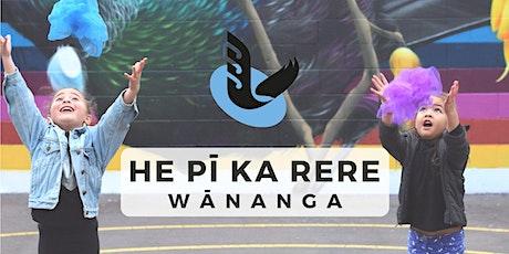 He Pī Ka Rere Wānanga ki Whanganui tickets