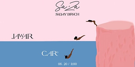 Sa'Za SUNDAY BRUNCH tickets